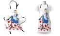 Ambesonne Alice In Wonderland Apron