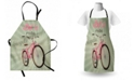 Ambesonne Bicycle Apron