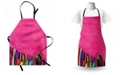 Ambesonne Mexican Apron