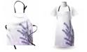Ambesonne Lavender Apron