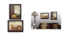"""Trendy Decor 4U Trendy Decor 4U What I Love Most Collection By Susan Boyer, Printed Wall Art, Ready to hang, Black Frame, 18"""" x 14"""""""