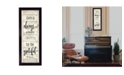 Trendy Decor 4U Trendy Decor 4U Be Grateful By Cindy Jacobs, Printed Wall Art, Ready to hang Collection