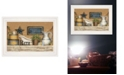 Trendy Decor 4U Trendy Decor 4U Buttermilk Soap Co by Carrie Knoff, Ready to hang Framed print, White Frame Collection