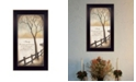 "Trendy Decor 4U Trendy Decor 4U Family By Kendra Baird, Printed Wall Art, Ready to hang, Black Frame, 20"" x 11"""