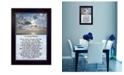 "Trendy Decor 4U In Loving Memory By Trendy Decor4U, Printed Wall Art, Ready to hang, Black Frame, 14"" x 10"""