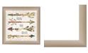 "Trendy Decor 4U Follow Your Dreams By Marla Rae, Printed Wall Art, Ready to hang, Beige Frame, 14"" x 14"""