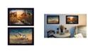 "Trendy Decor 4U Trendy Decor 4U Days Not Forgotten Collection By Jim Hansen, Printed Wall Art, Ready to hang, Black Frame, 20"" x 14"""