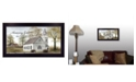Trendy Decor 4U Trendy Decor 4U Amazing Grace By Billy Jacobs, Printed Wall Art, Ready to hang, Black Frame Collection
