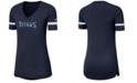 Nike Women's Tennessee Titans Dri-Fit Fan Top