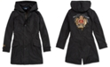 Polo Ralph Lauren Big Girls 3-in-1 Cotton Sateen Coat