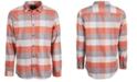 Quiksilver Men's Stretch Flannel Shirt