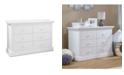 Sorelle Furniture Paxton Double Dresser