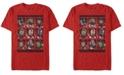 Marvel Men's Avengers Endgame Earth's Mightiest Heroes, Short Sleeve T-shirt
