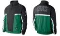 Nike Men's Boston Celtics Courtside Tracksuit Jacket