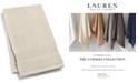 """Lauren Ralph Lauren Sanders  Antimicrobial Cotton Solid 16"""" x 30"""" Hand Towel"""