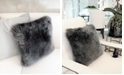 Shear Style Classic Long Wool Decor Pillows
