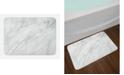 Ambesonne Marble Bath Mat