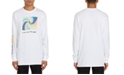Volcom Men's Earth People Graphic Long Sleeve T-Shirt