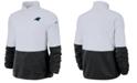 Nike Women's Carolina Panthers Half-Zip Therma Fleece Pullover