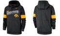 Nike Men's Iowa Hawkeyes Therma Sideline Hooded Sweatshirt