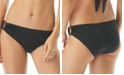 Carmen Marc Valvo O-Ring Hipster Bikini Bottoms