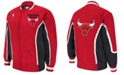 Mitchell & Ness Men's Chicago Bulls Authentic Jacket