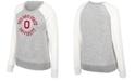 Top of the World Women's Ohio State Buckeyes Off Duty Cozy Crew Sweatshirt