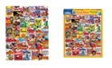 White Mountain Puzzles Cereal Boxes 1000 Piece Jigsaw Puzzle