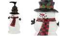 SKL Home Woodland Winter Soap Dispenser