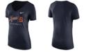 Nike Women's Detroit Tigers Practice T-Shirt