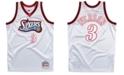 Mitchell & Ness Men's Allen Iverson Philadelphia 76ers Platinum Swingman Jersey