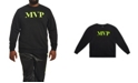 Mvp Collections By Mo Vaughn Productions MVP Collections Men's Big & Tall Neon Logo Sweatshirt