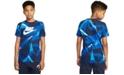 Nike Big Boys Cotton Logo T-Shirt