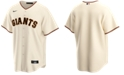 Nike Men's San Francisco Giants Official Blank Replica Jersey