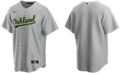Nike Men's Oakland Athletics Official Blank Replica Jersey