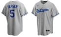 Nike Men's Corey Seager Los Angeles Dodgers Official Player Replica Jersey