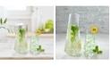 JoyJolt Infiniti Glassware Collection