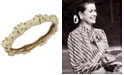 Grace Kelly Collection 18k Gold Plated Enameled Bracelet