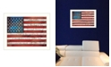 Trendy Decor 4U Trendy Decor 4U Pledge of Allegiance By Marla Rae, Printed Wall Art, Ready to hang Collection