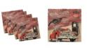 "Ambesonne Cars Set of 4 Napkins, 12"" x 12"""
