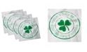 "Ambesonne St. Patrick's Day Set of 4 Napkins, 12"" x 12"""