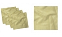 """Ambesonne Vertical Lines Set of 4 Napkins, 12"""" x 12"""""""