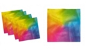 "Ambesonne Rainbow Set of 4 Napkins, 18"" x 18"""