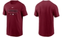 Nike Arizona Diamondbacks Men's Early Work Dri-Fit T-Shirt