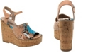 CHARLES by Charles David Dory Wedge Sandals