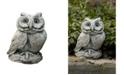 Campania International Merrie Little Owl Garden Statue