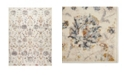 "Global Rug Designs Barnes Bar02 Ivory 5'3"" x 7'3"" Area Rug"