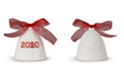 Lladro Lladro Collectible Figurine, 2020 Red Christmas Bell