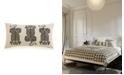 LEMIEUX ET CIE Aubert Geometric Print Full/Queen Quilt