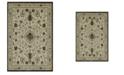 "Karastan Elements Colmar Onyx 5'3"" x 7'10"" Area Rug"